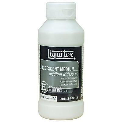 Liquitex Professional Iridescent Effects Medium, 8-oz New