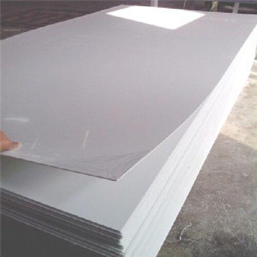 White Pvc Hygienic Wall Cladding 2440 X 1220 Sheet 8ft X