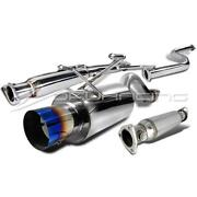 96-00 Civic Exhaust