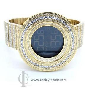 Joe Rodeo Diamond Watch Ebay