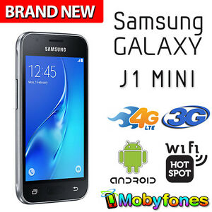 Samsung Galaxy J1 Mini Brand NEW Unlocked J105Y 4G Android ...