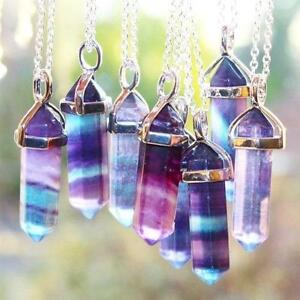 Crystal Gem Necklaces