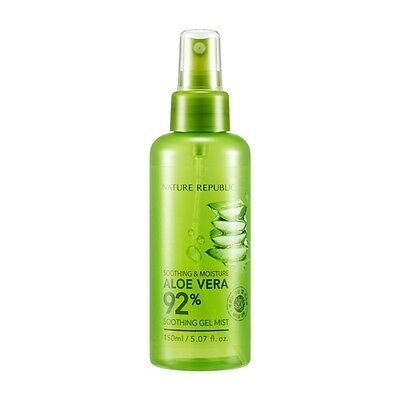 Nature Republic Soothing and Moisture Aloe Vera 92% Soothing Gel Mist 150ml