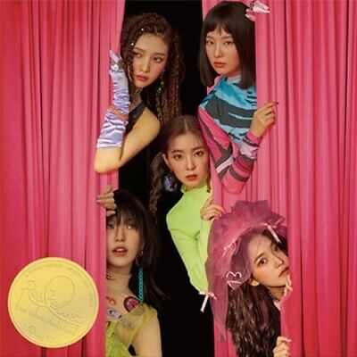 US SHIPPING Red Velvet The Reve Festival Day 1 Guide Book Ver CD+etc