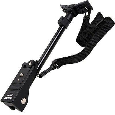 New CHEST POD w/ STRAP Chestpod for Digital Video DV Camera Full HD Camcorder i