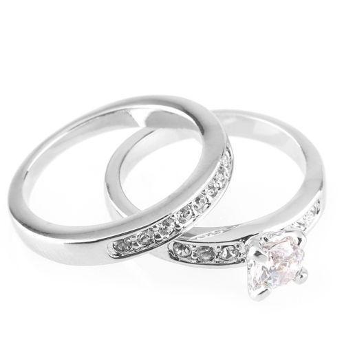 promise ring set ebay