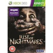 Xbox 360 Kinect Games Rise of Nightmares