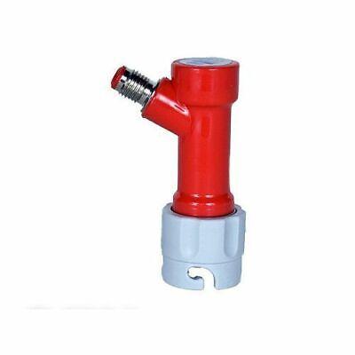 Pin Lock Keg Disconnect - Gas Mfl - Homebrew Cornelius Corny Kegerator Beer