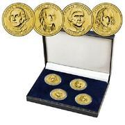 Presidential Gold Dollars