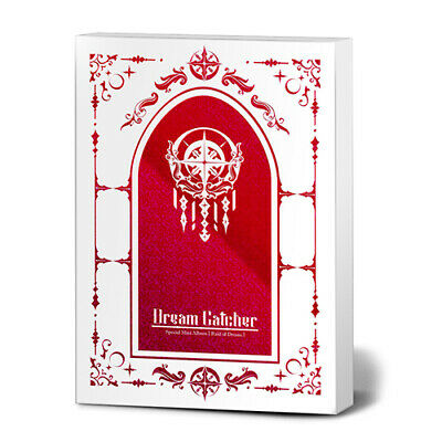 DREAMCATCHER Special Mini Album [Raid of Dream] Normal Ver. CD+Booklet+Photocard