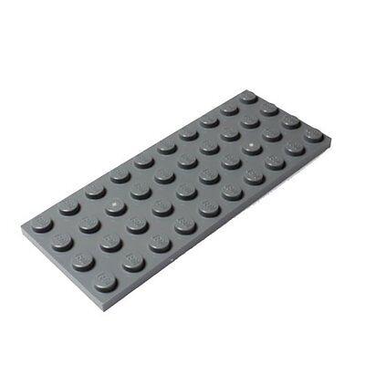 3030 LEGO 1X PLATTE 4 X 10 DUNKELGRAU 4211122