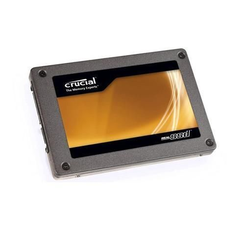 Crucial 64 GB Real SSD C300 2.5-inch