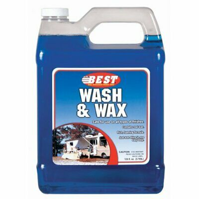 ProPack 60128 BEST (R) Car Wash And Wax RV