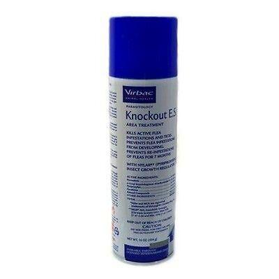 Virbac KnockOut E.S. Area Treatment Spray (16 ounce)