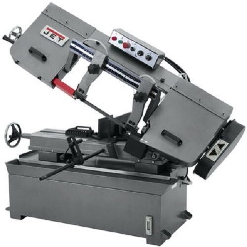 "Brand New Jet 10""x 18"" Horizontal Band Saw - Hbs-1018w  #414473"