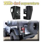 Jeep Body Armor