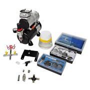 Airbrush Kompressor Set