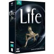 Life David Attenborough DVD
