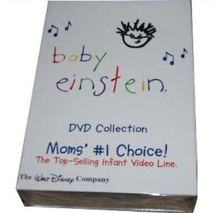 BABY EINSTEIN FULL 26 DVD COLLECTION SET in GIFT BOX SEALED
