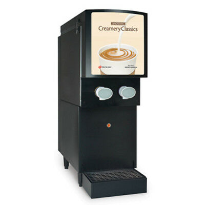 Goodwest 2 Port Gw2 Commercial Coffee Creamer Dispenser For Convenience Store