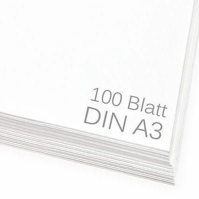 100 Blatt DIN A3 Sublimationspapier | Sublimation | Transferpapier