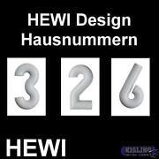 Hewi Hausnummer