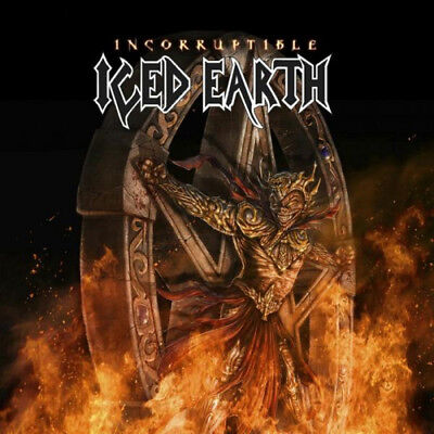 Iced Earth : Incorruptible VINYL (2017) ***NEW***