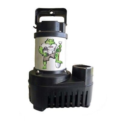 Big Frog Eco-Drive BFED6500 - 6,500 GPH Submersible Pond and Waterfall Pump