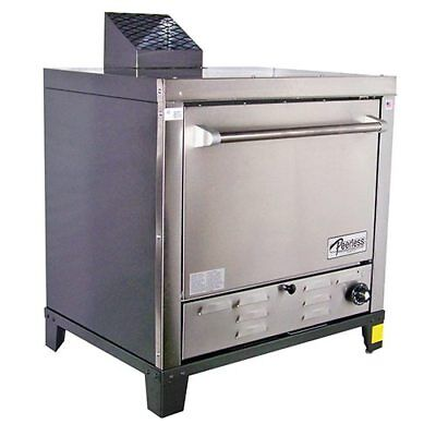New Peerless C-131p Gas Stone Deck Countertop Pizza Oven