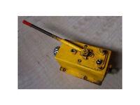 Dowty Hydraulic Manual Pump:- Marine, Boat, Watercraft