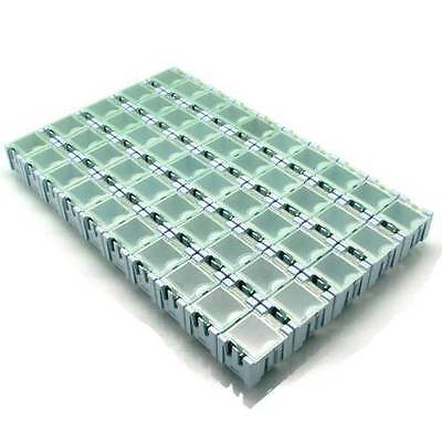 50xsmt Smd Kit Unbrandedgeneric Component Laboratory Storage Screw Gadget Boxes
