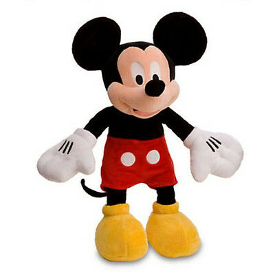 Disney LICENSED MICKEY MOUSE SOFT PLUSH  Toy 16
