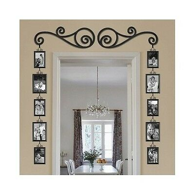 Around The Door Picture Frame Sets For Wall Collage Frames Multi Photo 4x6 5x7