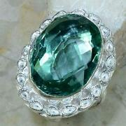 Green Ring Size 9