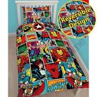 Marvel Microfiber Quilt Covers