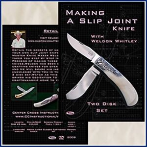 Making-a-Slip-Joint-Knife-DVD-Knife-Making-Bladesmith