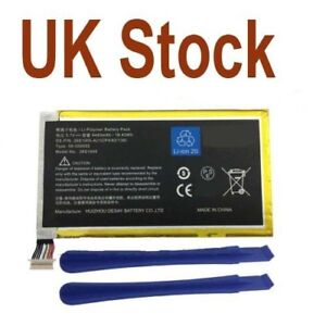 Battery+tools For Amazon Kindle Fire HD 7