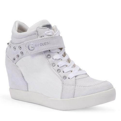 guess white sneakers s shoes ebay