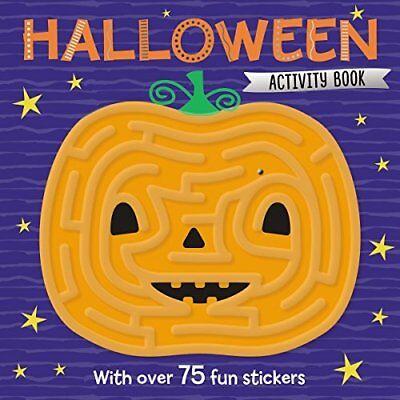 Halloween Activity Book](Halloween Activity Books)