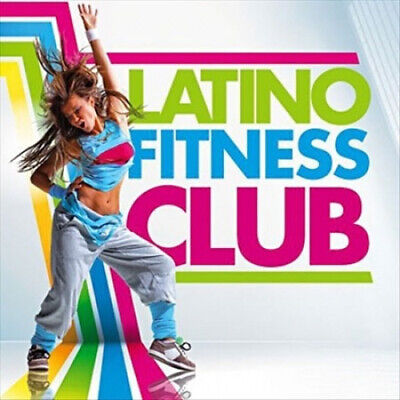 Latino Fitness Club 2 Discs By Various Artists - $50.36
