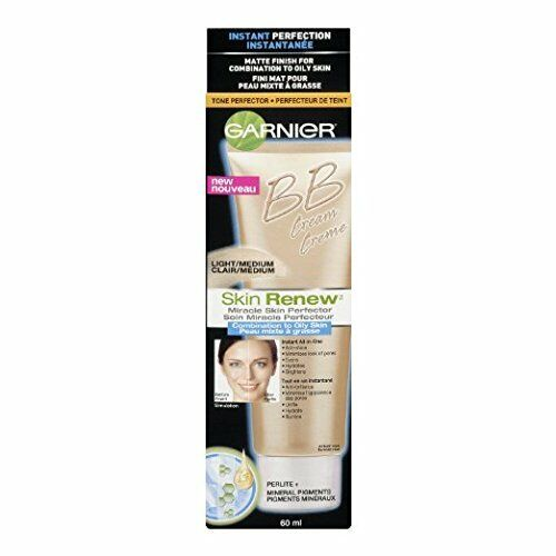 Garnier SkinActive BB Cream Oil-Free Face Moisturizer, Light