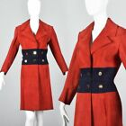 Leather Trench Coats Red Coats & Jackets for Women