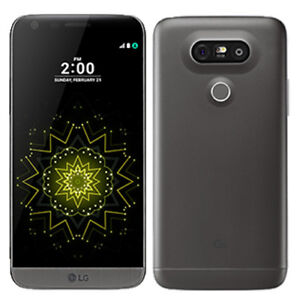 LG G5 Titan Unlocked- 32GB Mint Condition with Original Box
