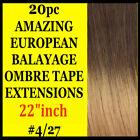 Ombré Weft Hair Extensions