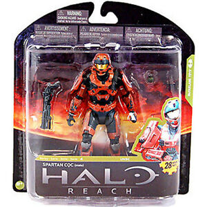 HALO REACH Series 4 - Rust Spartan CQC Exclusive 5