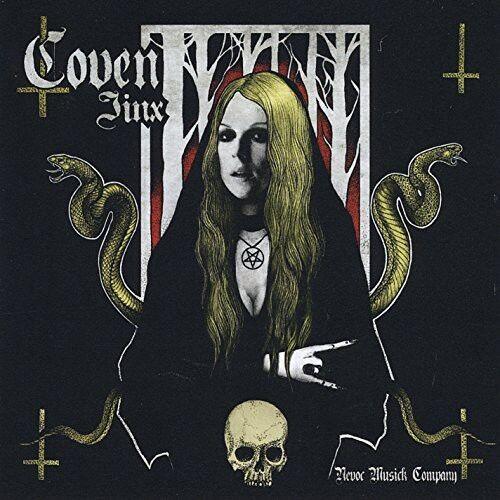 Jinx - Coven (2014, CD NEW)
