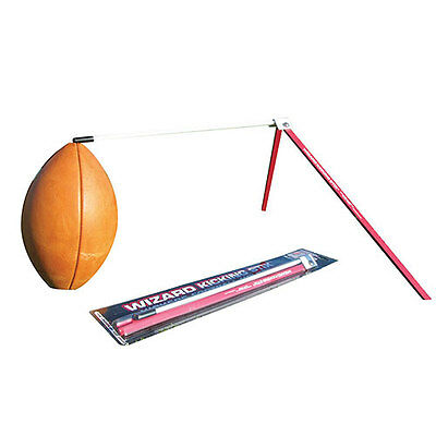 Wizard Kicking Stix® Football Holder - Kickoff & Field Goal Training
