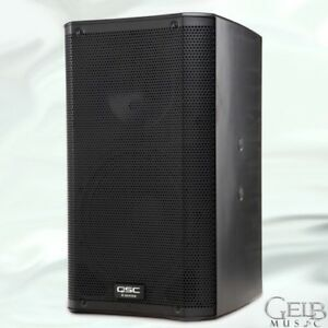 Wanted. 2 -QSC K 10 speakers.