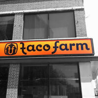 Taco Farm: Hiring Back of House Positions