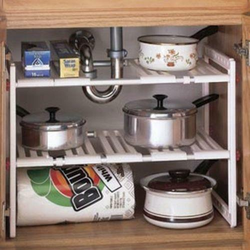 Under Sink Organizer | eBay